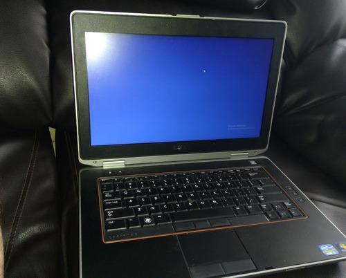 laptop dell e6420 usada en buen estado