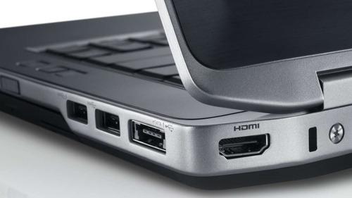 laptop dell e6430 atg/core i5/4gb ram/250/ 1gb video