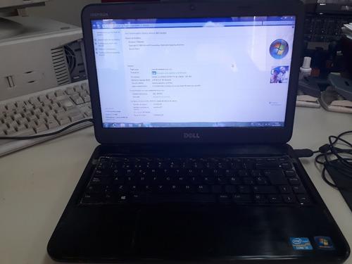laptop dell i3 n4050