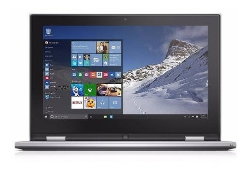 laptop dell inspiron 11 i31473750slv 11.6  2en1 4gb 500gb