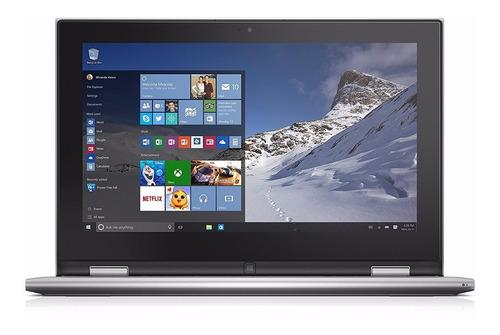 laptop dell inspiron 11 i31473750slv 11.6  2en1 4gb 500gb n
