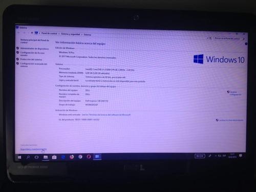 laptop dell inspiron 14r (250 pepinos)