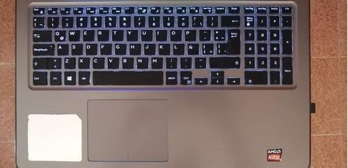 laptop dell inspiron 15 5000, amd a12, 1tb, 8 gb ram.