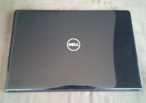 laptop dell inspiron  15 a8 como nueva