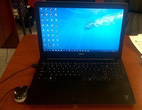 laptop dell inspiron 15 intel core i5 processor 8gb ram 1 tb