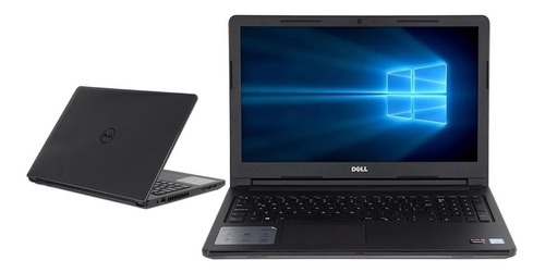 laptop dell inspiron 3567 core ci5 256gb ssd ram 8gb touch