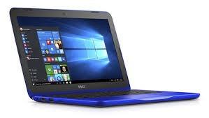 laptop dell inspiron azul11.6 celeron 4gb 32gb ssd
