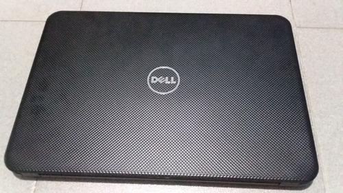laptop dell inspiron casi nueva (muy poco uso)