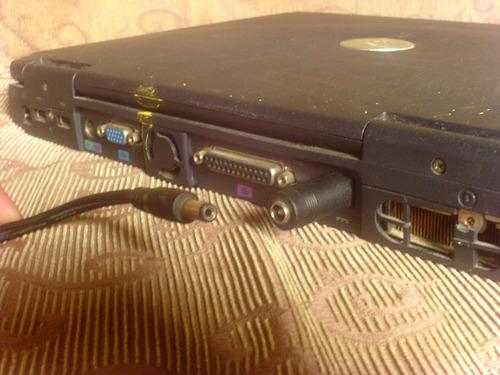 laptop dell inspiron para repuesto o reparar