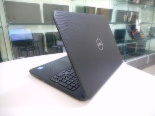 laptop dell intel core i3 / 4ta gen / 4 gb / 500 gb