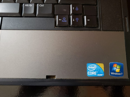 laptop dell latitud e5510 i3