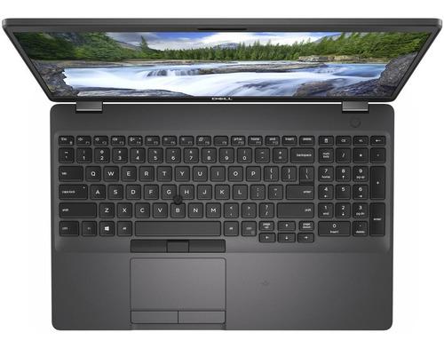 laptop dell latitude 5500 / 15.6/ ci5 / 8gb / 1tb / w10 pro