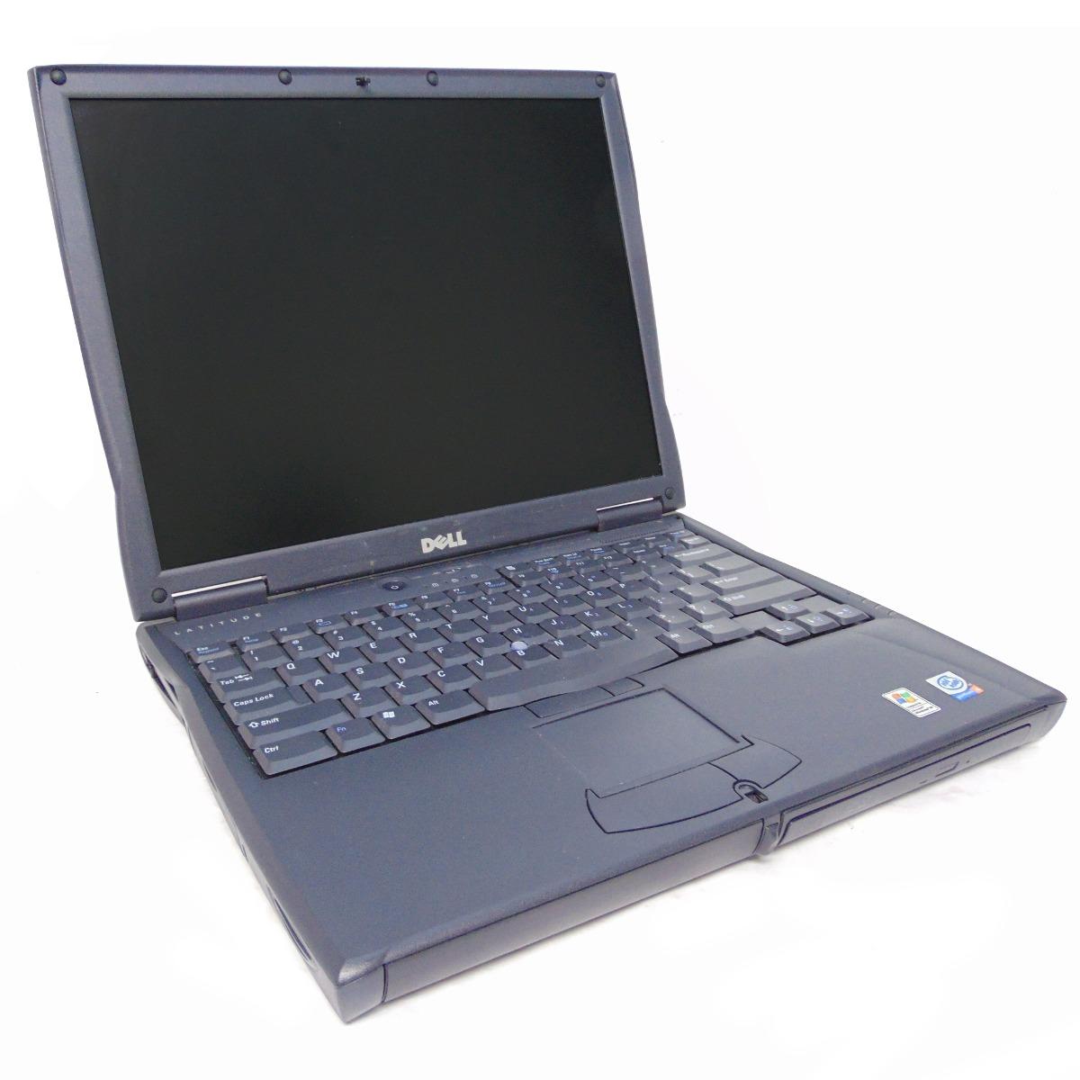 laptop dell latitude c640 512mb ram 40gb d d usado bs en mercado libre. Black Bedroom Furniture Sets. Home Design Ideas