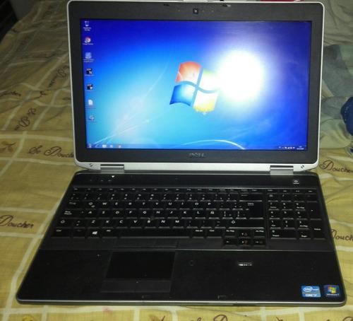 laptop dell latitude e6530 intel core i7-3740qm 6gb de ram