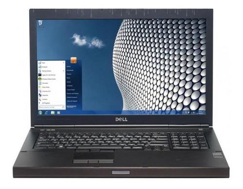 laptop dell m6600 core i7  16gb ram 128 ssd    1tb hd n vid