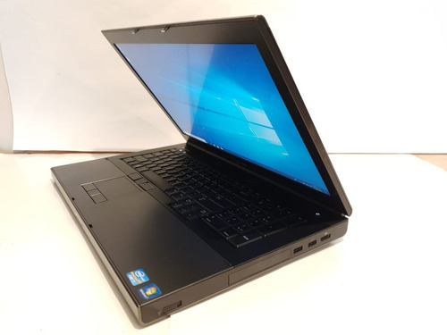 laptop dell m6600 core i7 2da 8gb ram 250gb ssd 2gb video