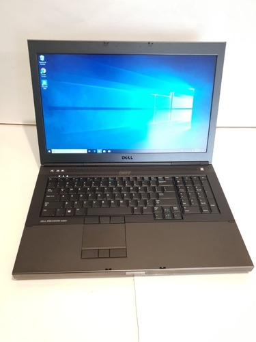 laptop dell m6800 intel i5 4ta gen 8gb ram 250gb ssd 2g vide