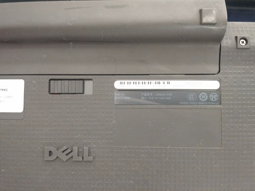 laptop dell mini 2120 2gb en ram 250 dd $2489 envio gratis