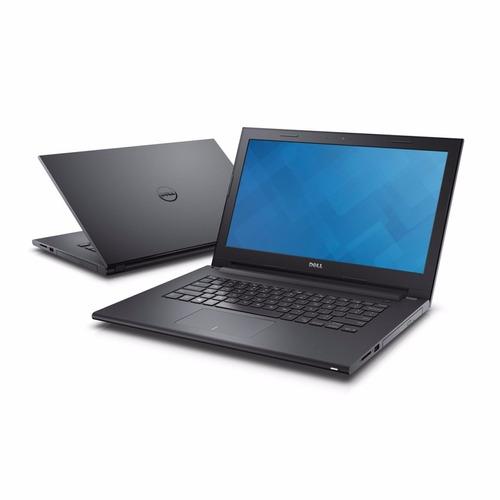 laptop dell + monchila core i5-6200 6ta generación 8gb 500gb
