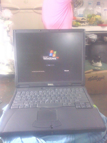 laptop dell pp01l operativa en perfecto estado