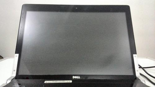 laptop dell studio xps - modelo pp17s