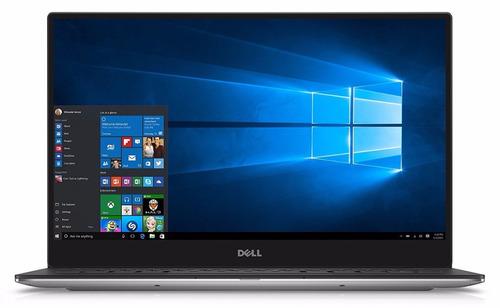 laptop dell xps 13 x9350 i5 4gb ram 128gb ssd  msi