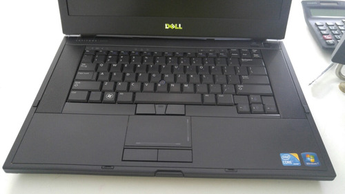 laptop e6510 core i5 2.40ghz 4 gb y 500 de disco dvd quemado