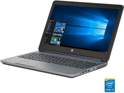 laptop empresarial de alto rendimiento hp probook 650g1 15.6