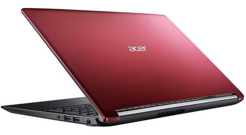laptop gamer acer core i5 12gb 1tb nvidia geforce 940mx rojo