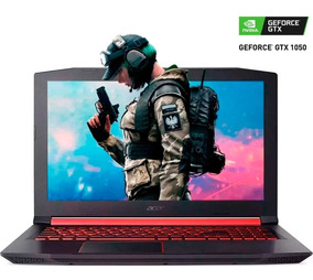 Laptop Gamer Acer Nitro I7 8gb 2tb Nvidia Geforce Gtx 1050ti