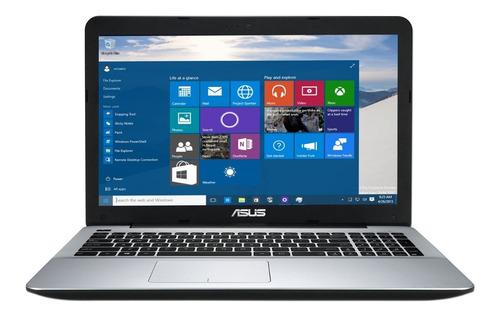 laptop gamer asus vivobook x555qg amd a10 9600p 12gb 1tb 15.6 radeon r7 wifi windows 10 home