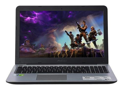 laptop gamer asus vivobook x556uq intel core i7 8gb 1tb 15.6 nvidia geforce 940mx 2gb