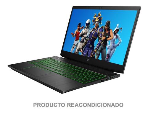 laptop gamer hp intel core i5 8300h 8gb 1tb pantalla 15.6 nvidia gtx 1050ti alto rendimiento fornite
