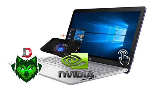 laptop gamer intel i7 1tb 4gbs nvidia 16gbs ram +touch eddd