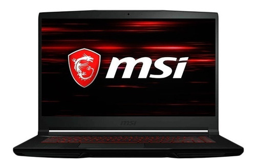 laptop gamer msi gf63-8rc 15.6' i5 8va 16gb 1tb v4gb 1050