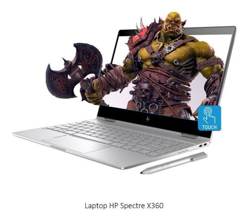 laptop gaming hp spectre x360 touch i7 8va nvidia mx150 4k