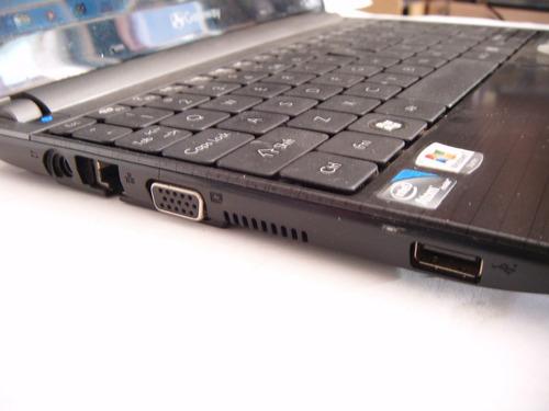 laptop gateway  lt2811u    pantalla 10.1 led lcd 1024x600