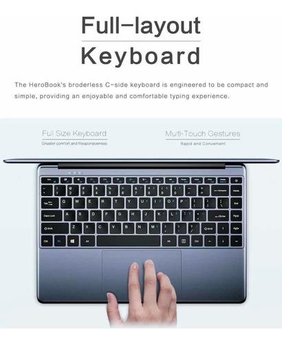 laptop herobook pro chuwi lenovo windows 10 teletrabajo