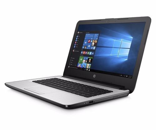 laptop hp  14-an022la amd a6 radeon r4 8 gb ram 500 gb dd
