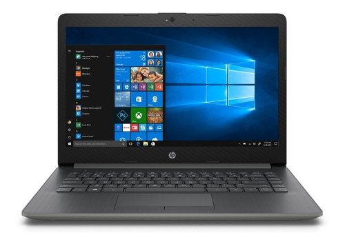 laptop hp 14  intel core i3 décima generación ram 4gb  1tb