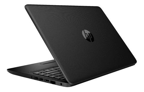 laptop hp 14 pulg, amd atlhon, 4gb, 128gb, bt, w10, nueva