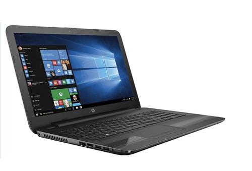 laptop hp 15 4gb ram 500gb amd quad core precio oportunidad
