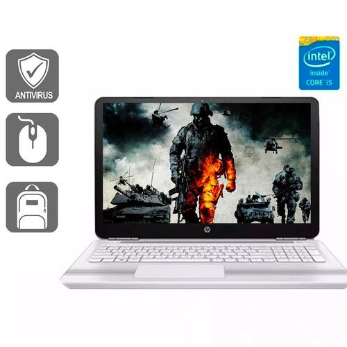 laptop hp 15-au09 15.6 intel core i5 hdd 2tb 16gb ram win 10