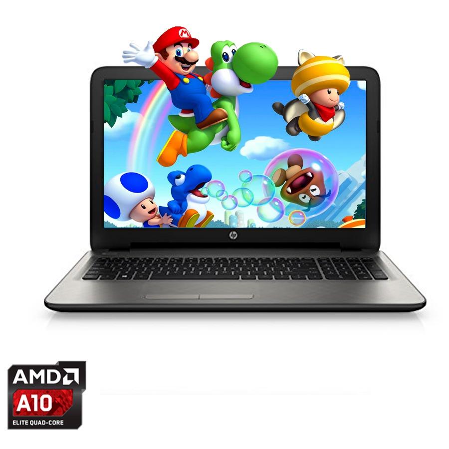 Laptop Hp 15 Ba11 Amd A10 R5 Hdd 500gb Ram 8gb Touch