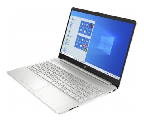 laptop hp 15 core i3 10th 4gb 128gb ssd solido techmovil
