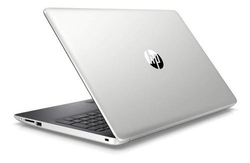 laptop hp 15-da0009la core i3  ram 8gb hdd 1tb 15.6hd windows 10  nueva!