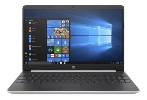 laptop hp 15-dw0054wm i5-8265u 256ssd 8gb oro/silver !