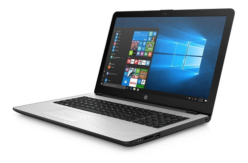 laptop hp 15 i3 7100u hdd 1tb ram 4gb w10 + kit