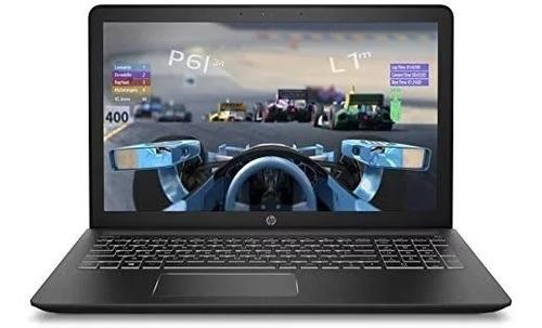 laptop hp 15  tactil i5 8250u 12gb 1 tera win 10 black!