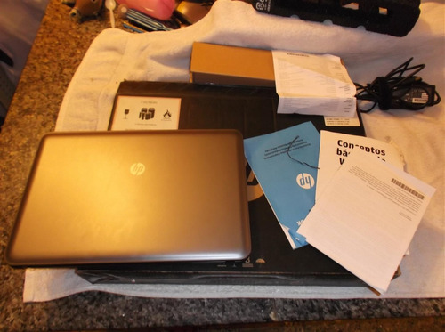 laptop hp 240 - 500gb windows 8 procesador i3